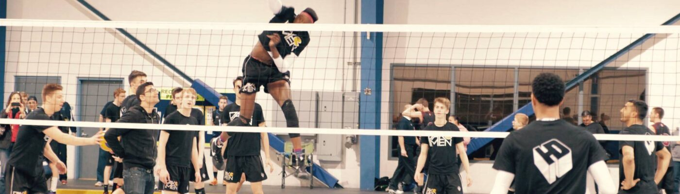 Ramp Up Your Net Game During Volleyball Practice