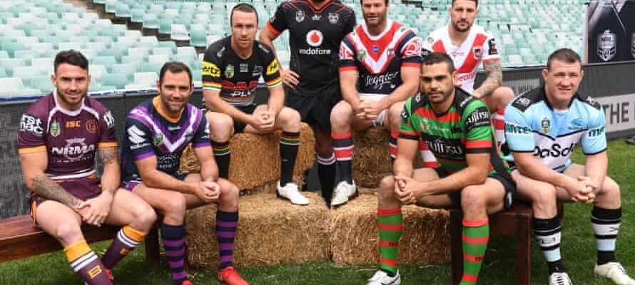Everything You Need To Know About The NRL Finals